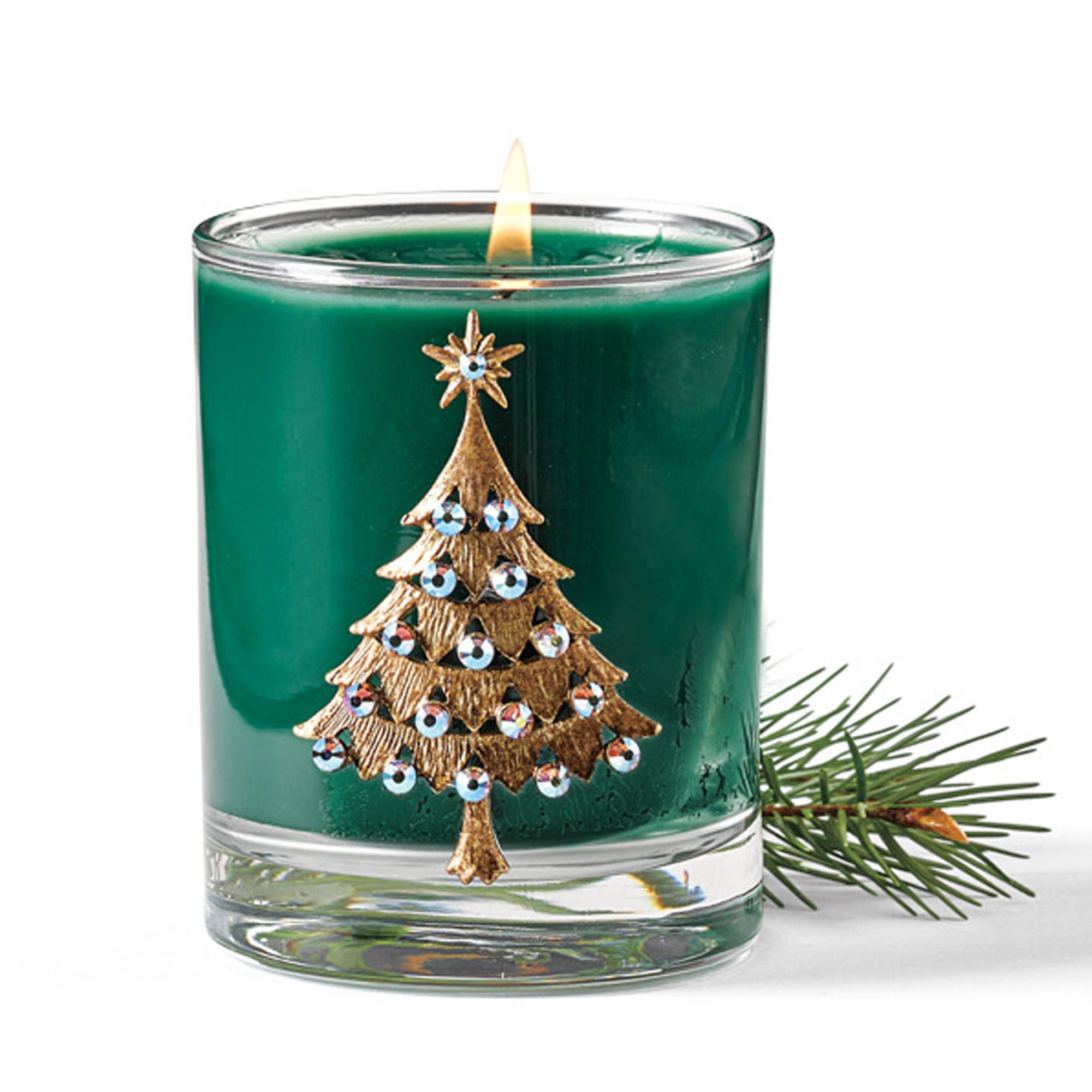 Swarovski Christmas Tree Candle Gump39s