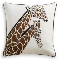 Giraffe Pillow | Gump's