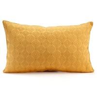 Provence Yellow Lumbar Pillow   Gump's