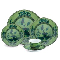 Richard Ginori Oriente Italiano Dinnerware, Malachite