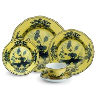 Richard Ginori Oriente Italiano Dinnerware, Citrino