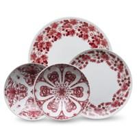 Richard Ginori Venezia Dinnerware, Red