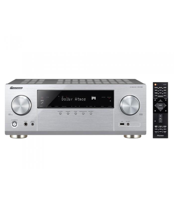 Pioneer VSX-932-S Silver A/V Surround Receiver