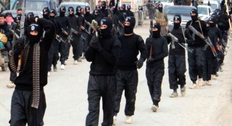 ISIS-militants