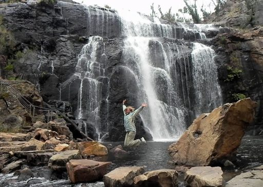 Grampians Wasserfall
