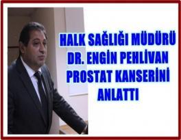 Halk Sağlığı Müdürü Dr. Engin Pehlivan Açıkladı