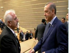 İsmail Akçay, Cumhurbaşkanı Erdoğan'la Darbe'yi Konuştu
