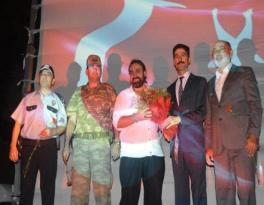 Torul'da Milli İrade Nöbetleri Akıntürk Konseri ile sona erdi