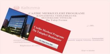 """GÜMÜŞHANEDE """"CAZİBE MERKEZLERİ REHBERLİK OFİSİ"""" AÇILMALI"""