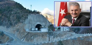 BAŞBAKAN YILDIRIM, YARIN TORUL'DA ZİGANA TÜNELİ'NİN TEMELİNİ ATACAK