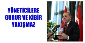 Cumhurbaşkanı Erdoğan'dan Valilere Önemli Mesajlar