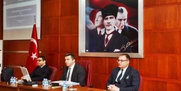GÜMÜŞHANE'DE SEÇİM GÜVENLİĞİ TOPLANTISI