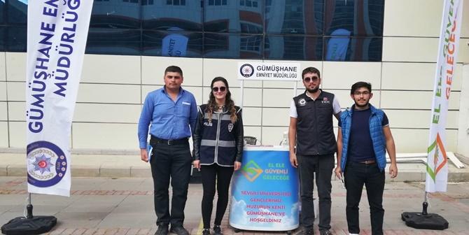 GÜMÜŞHANE POLİSİ'NİN EĞİTİM VE ÖĞRENCİ HASSASİYETİ