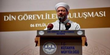 """DİYANET'TEN """"KUR'AN VE SÜNNET BİRLİKTELİĞİ"""" KONUSUNDA NET TAVİR"""
