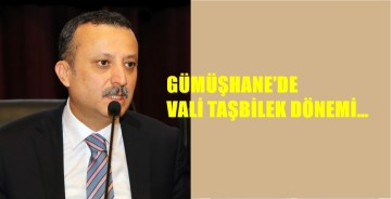 YUSUF SADIK, GÜMÜŞHANE VALİSİ KAMURAN TAŞBİLEK'İ ANLATTI