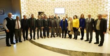 GÜMÜŞHANE MHP'DE SEÇİM İÇİN STRATEJİK TOPLANTI
