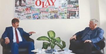 """TORUL BELEDİYE BAŞKANI ÖZDEMİR """"HAFTANIN KONUĞU"""" OLDU"""