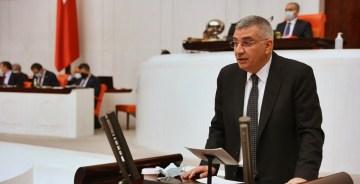 Milletvekilimiz Pektaş, TBMM'de DSİ Genel Müdürlüğü Bütçesi Üzerine Konuştu