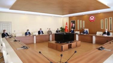 Gümüşhane Üniversitesi'nde Sınav Güvenliği Toplantısı