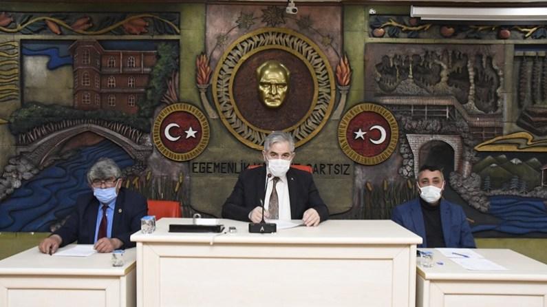 Gümüşhane İl Genel Meclisi Komisyon Seçimleri Tamamlandı