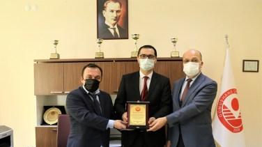 Prof. Dr. Coşkun Topal'a Veda