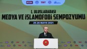 """Cumhurbaşkanı Erdoğan'dan """"Vahdet, Ortak Akıl ve İletişim Ağı""""Önerisi"""