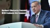 Cumhurbaşkanımız Erdoğan'dan Demokrasi ve Özgürlükler Adası Mesajları