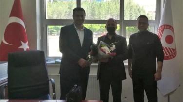 Doç. Dr. Serhat Dağ, Lisansüstü Eğitim Enstitüsü Müdürlüğüne Atandı