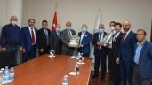 İstanbul GÜDEF Yönetiminden GTSO'ya Ziyaret