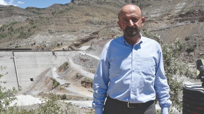 Bahçecik Barajı'nda  Yüzde 75'e Ulaşıldı