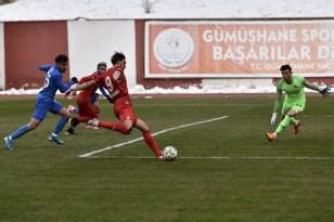 2. Lig Beyaz Grup: Gümüşhanespor: 2 – Ankara Demirspor: 3