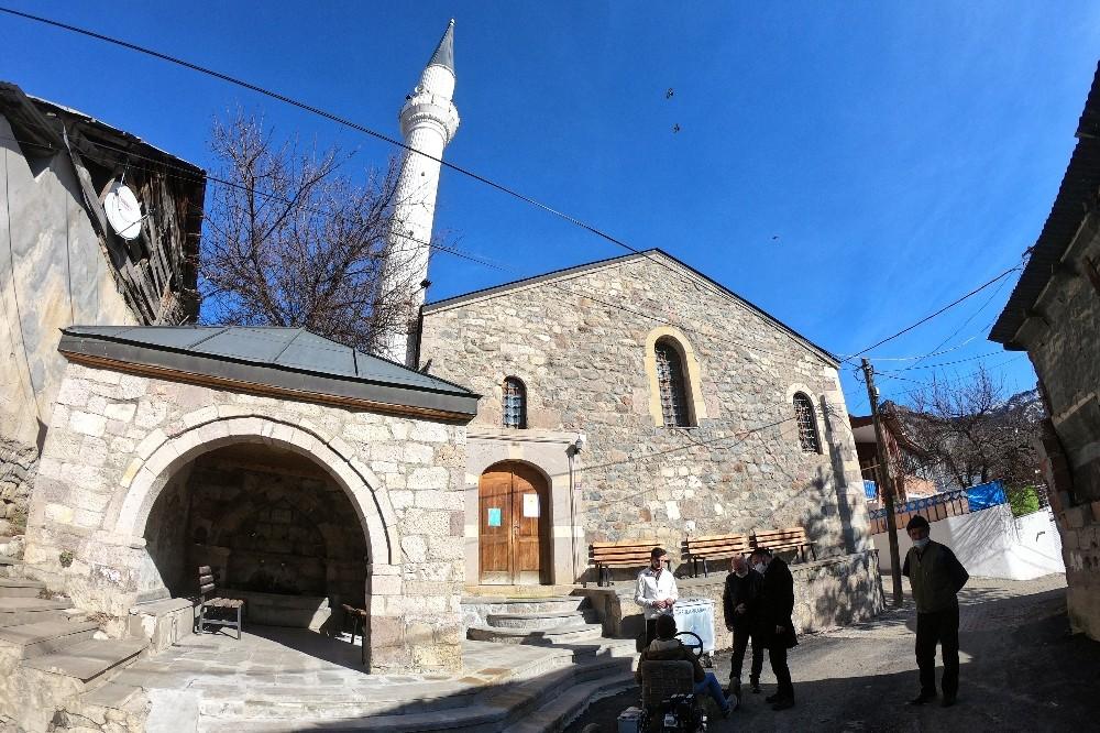 Türkiye'nin 9 Ayasofya Camisinden biri de Gümüşhane'de