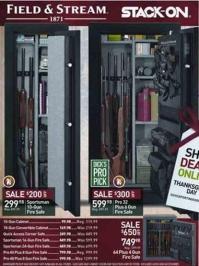 Gun Cabinet Black Friday