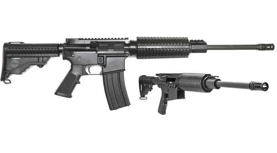 DPMS Panther Oracle AR15 223 Rem 16 Barrel 30rd from 379