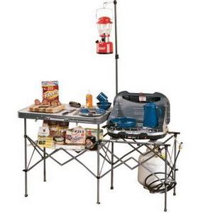 Cabelas Suitcase Camp Kitchen  7874 Free 2Day SH