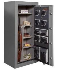 Winchester Gun Safe, 24 Gun Capacity - $549.99 (Black ...