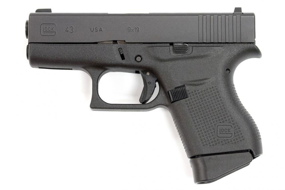 new glock 43 9mm