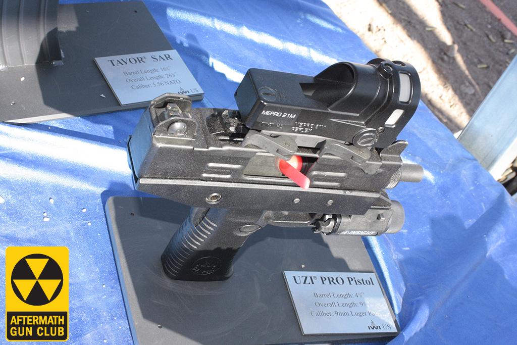 uzi-pro-optic
