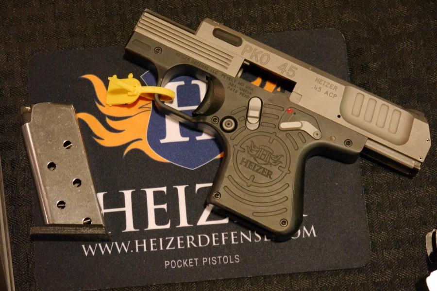 Heizer PKO-45 (photo from TheTruthAboutGuns.com)
