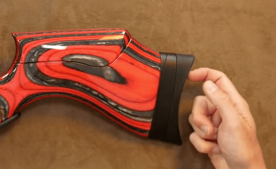 Daystate Red Wolf Butt Pad