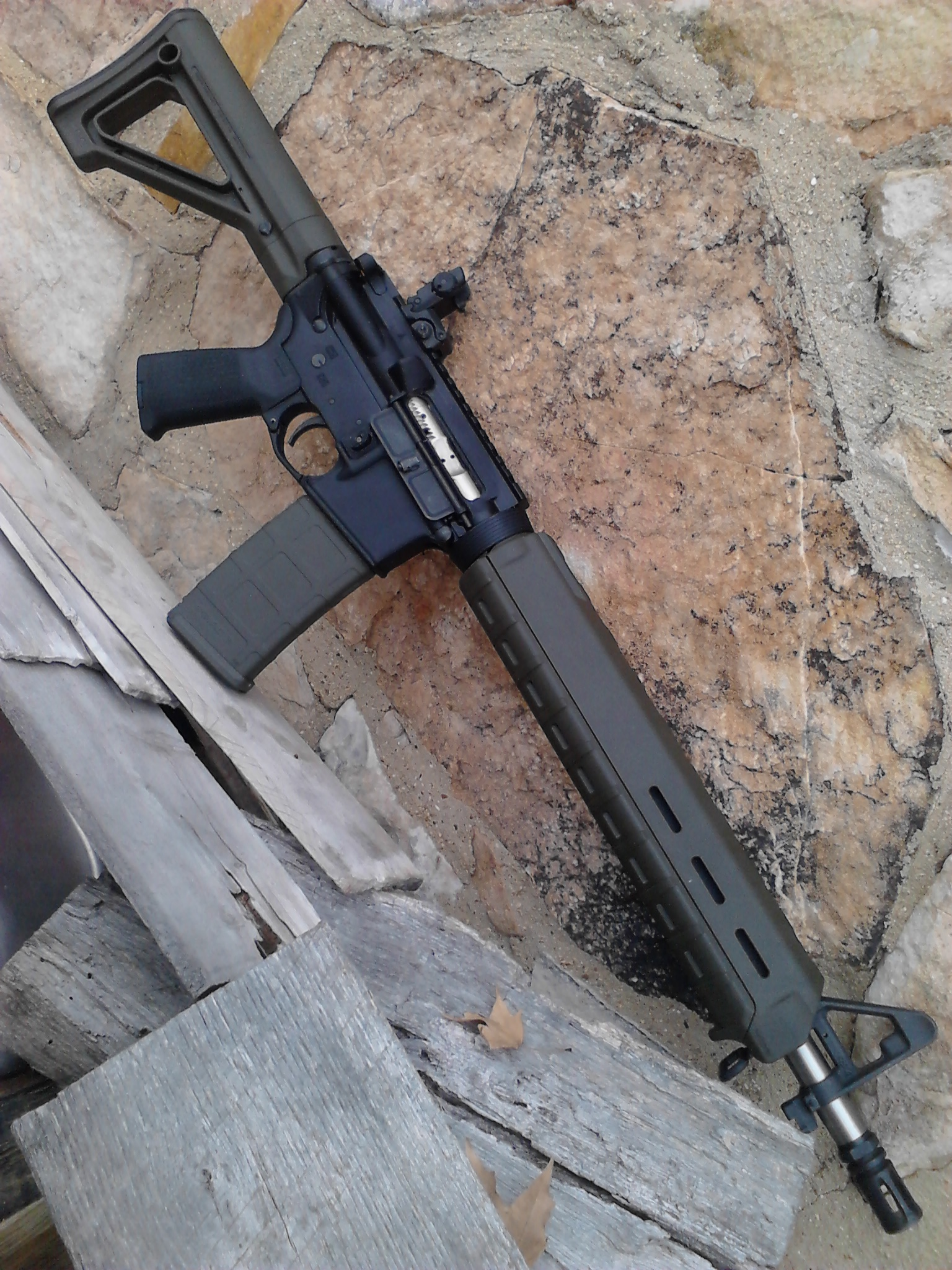 Ar 15 Fixed Skeleton Stock : fixed, skeleton, stock, Magpul, Fixed, Stock, Review, Forum