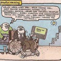 Stephan Hawking - Umut Sarıkaya