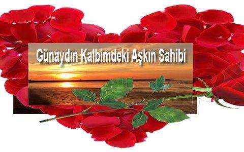 günaydın mesajı aşk dolu mesaj
