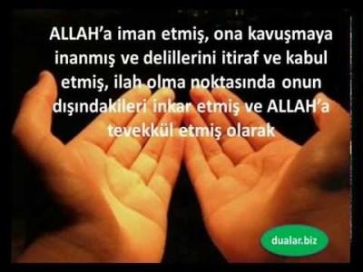 Güzel Sabah Duaları