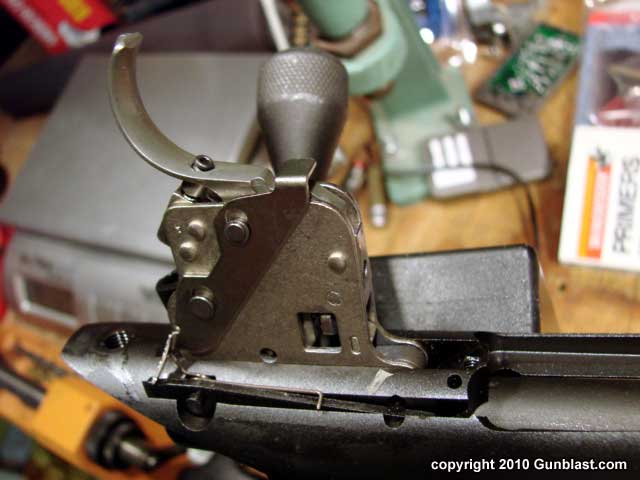 Reported Problems With The Remington Model 700 Trigger