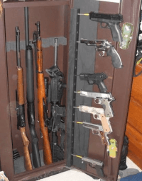 Related Keywords & Suggestions for homemade gun cabinet