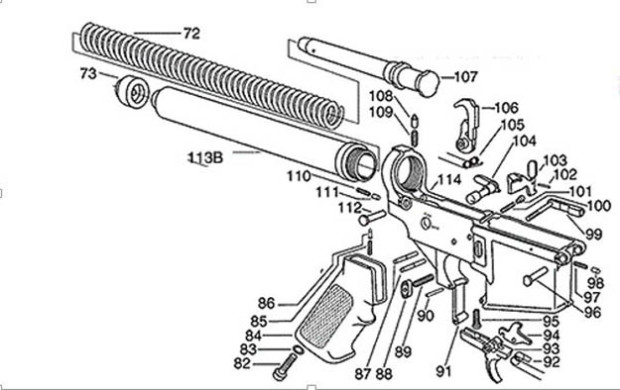 AR-15 Basics Part 2: Lower Receiver and Ammunition