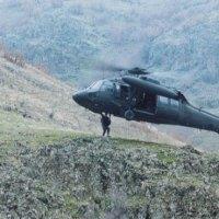 HPG Gerillaları Hakkari'de Helikopter Düşürdü