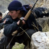 Oramar'da 'Bir' Gerilla Direnişi
