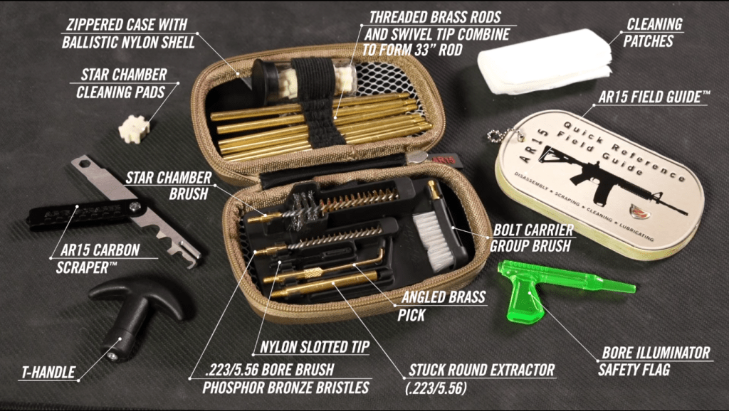 Real Avid AR 15 Pro Pack Revie